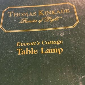 Thomas Kinkade Other - NIB Thomas Kinkaid painter of light light